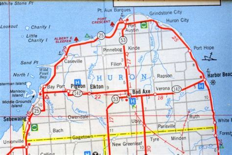 Huron County Search Michigan Huron County 171 Every County