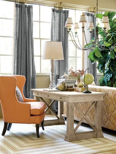 Living Room Desk Chair The Writing Desk A Stylish Solution Tidbits Twine