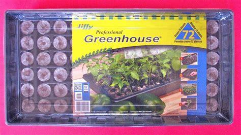 Jiffy Windowsill Greenhouse by Seed Starting Tray Plastic Humidity Dome Jiffy 72 Pellet