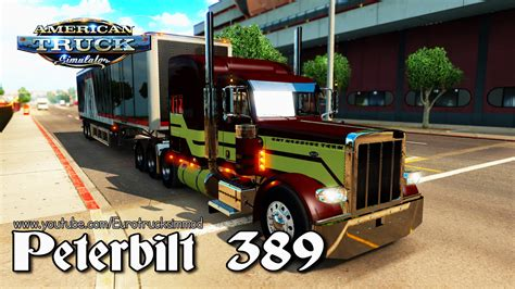 peterbilt 389 interior lights peterbilt 389 interior v2 0 187 truck simulator