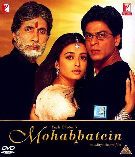 film online indiene loves mohabbatein the battle between love and fear icm056 jpg