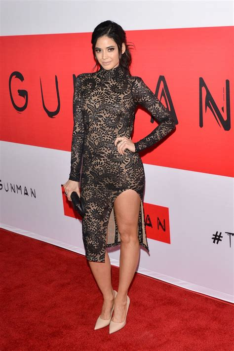 The Premiere by Edy Ganem The Gunman Premiere In Los Angeles