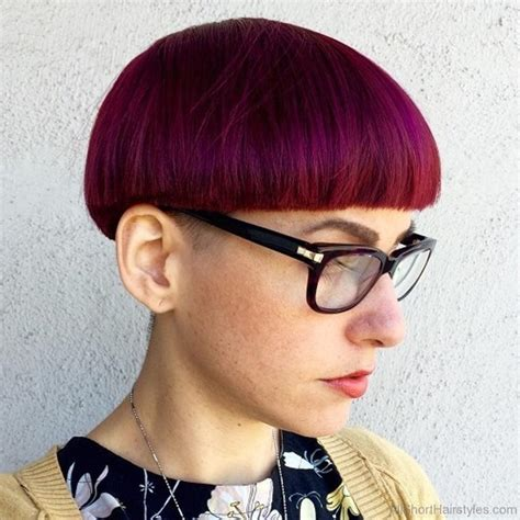 women with bowl cuts 50 excellent undercut short hairstyles for young women