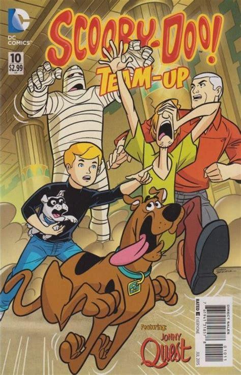 Dc Comics Scooby Doo Team Up 23 April 2017 scooby doo team up 20 dc comics comicbookrealm