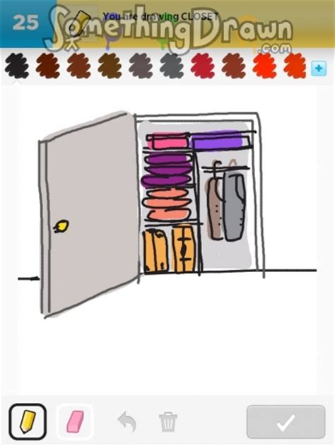 How To Draw A Closet by Somethingdrawn Closet By Libby On Draw Something
