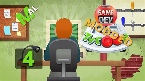 game dev tycoon mod is red game dev tycoon with mods let s play part 4 youtube