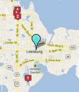 map of leesburg florida leesburg fl hotels motels see all discounts
