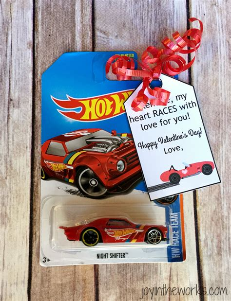 valentines gifts for car simple gift ideas for boys in the works