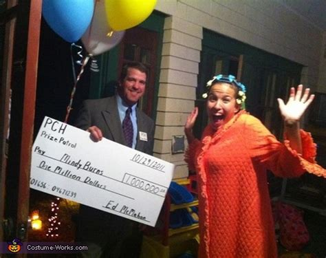 Publishers Clearing House Winners 2013 - publishers clearing house winner halloween costume