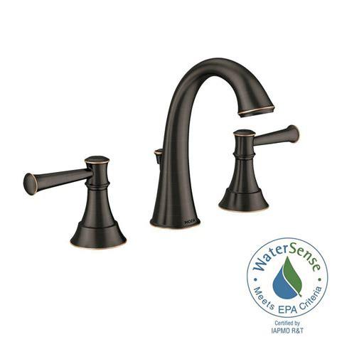 Moen Ashville Faucet Moen Ashville 8 In Widespread 2 Handle High Arc Bathroom