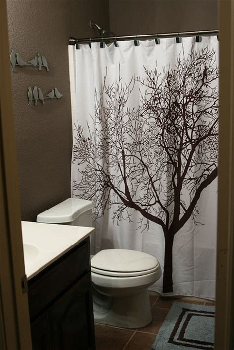 what color shower curtain for a small bathroom home tour bathrooms alyssa b young in the wabe