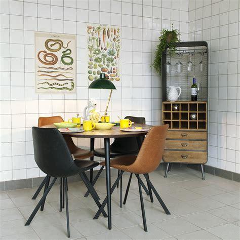 aanbieding eettafel stoelen kuipstoelen eettafel elegant tulip eettafel set