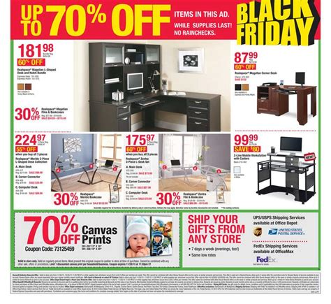 Office Max Sale Ad by Officemax Black Friday Ad And Officemax Black Friday