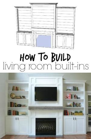 bookcases that look like built ins how to build bookcases that resemble built ins for your