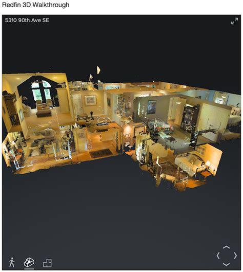 dollhouse 3d real estate redfin propose la visite virtuelle en 3d des biens