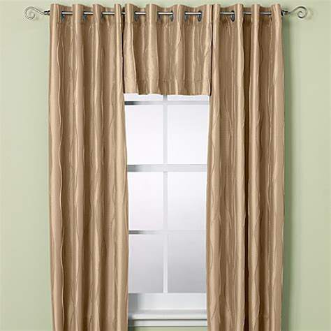 beige window curtains buy venice window curtain panel 84 inch beige from bed