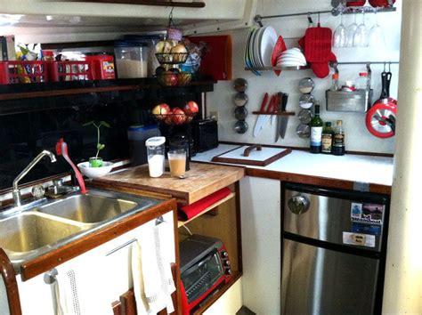 sailboat kitchen ikea sailboat galley kitchen style http www sailboat