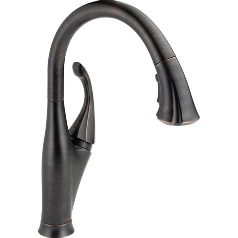 addison delta kitchen faucet delta addison single handle pull down sprayer kitchen