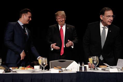 donald trump diet 19 ways donald trump s diet is different from barack obama