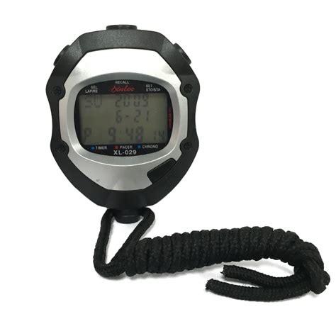 Multifunctional Chronograph Digital Stopwatch Xl 008 Stopwach popular countdown timer stopwatch buy cheap countdown