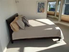 Bed Frame For Tempurpedic Mattress King Size Bed Frame Tempurpedic Mattress Box Saanich Sidney