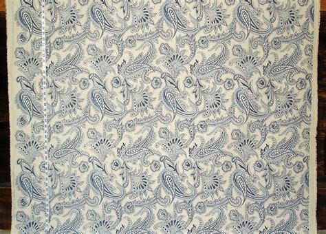 blue paisley upholstery fabric blue paisley fabrics blue indienne fabrics new 15