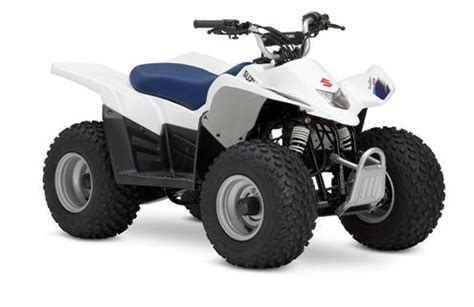 2007 suzuki quadsport z50 youth mini atv features benefits