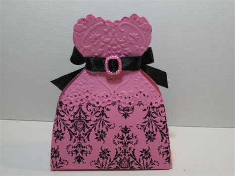 invitaciones para15anos cajitas en forma de vestido diy dress shaped boxes for weddings and quincea 241 era