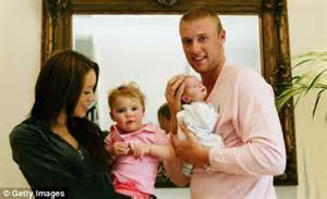 Mr And Mrs Flintoff Model For George At Asda by Freddie Flintoff Welcomes Baby No 3 Daily Mail