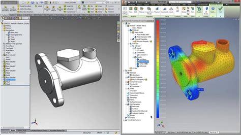 Autodesk Inventor 2018 Software Designed Industrial Parts autodesk inventor adds three major enhancements gt engineering