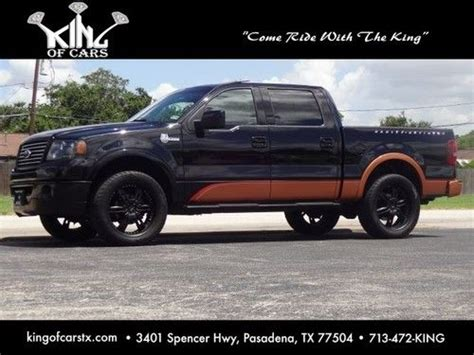 how to sell used cars 2009 ford f series auto manual sell used 2009 ford f 150 harley davidson supercrew clean carfax 1 owner upgraded wheels in