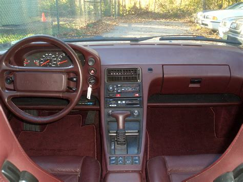 1995 porsche 928 interior pics for gt 1984 porsche 928 interior
