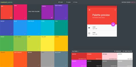 android colors android how to create custom palette with custom color for material design app stack overflow