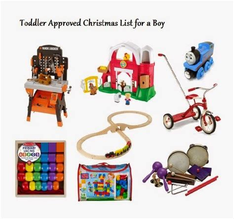 christmas gift ideas for an 18 month old boy christmas