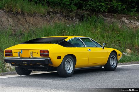 lamborghini urraco lamborghini urraco photos informations articles