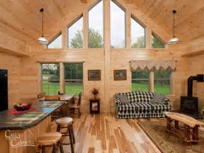 Log Cabin Home Interiors by Log Cabin Interior Ideas Home Floor Plans Designed In Pa