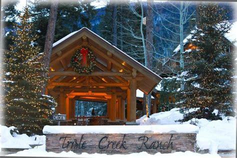 enchanting christmas towns  montana