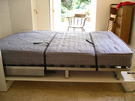 Fold Away Bed By Peter Henderson Furniture Brighton Uk Fold Away Bed