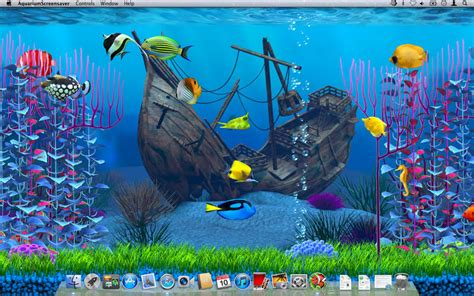 wallpaper aquarium mac aquarium screensaver on the mac app store