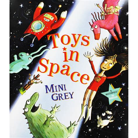 Mini Grey toys in space by mini grey 10 books for only 163 10