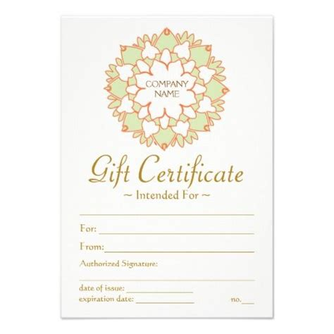 printable gift certificates walmart 25 best images about gift certificate templates on