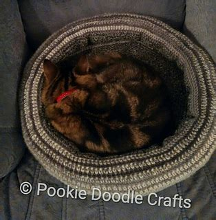 pookie doodle puppy lyrics ravelry pet bed for cat or pattern by pookie doodle