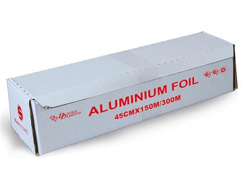 Alumunium Foil 45 Cm X 8 Meter al salem your partner in progress