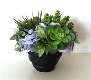 Succulent Arrangements Floral Arrangement Succulent Arrangement Ivory Green Black Art