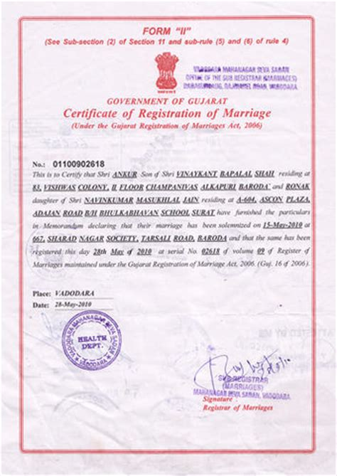 Netherlands Birth Records Certificate Apostille For Netherlands In Navranga Pura