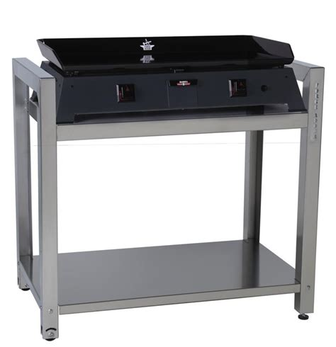 stainless steel bbq bench stainless steel table the barbecue store spain