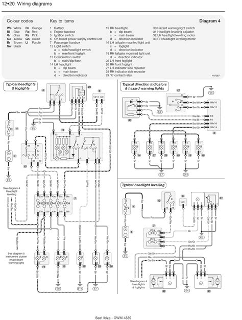 new 2014 seat ibiza wiring diagrams wiring diagram