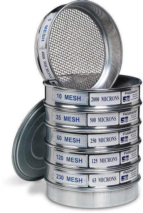 stainless steel mesh sieve set ebay