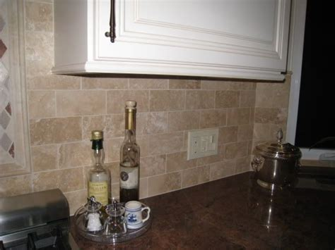 travertine kitchen backsplash travertine tile backsplash backsplash floors ceilings