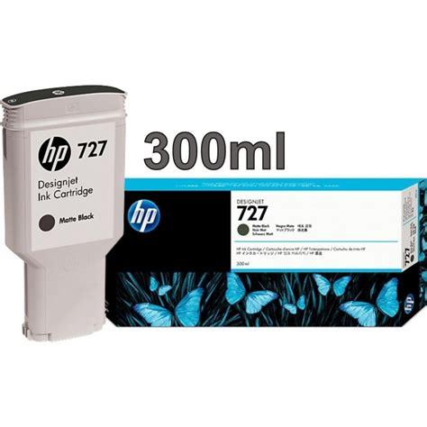Tinta Hp 727 300ml Black Original cartucho hp 727 tinta preto fosco mk 300 ml c1q12a